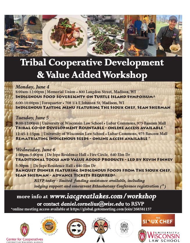 tribal coop development workshop